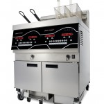 Evolution Elite two-well fryer