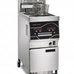 Evolution elite EEE 141 single well electric fryer