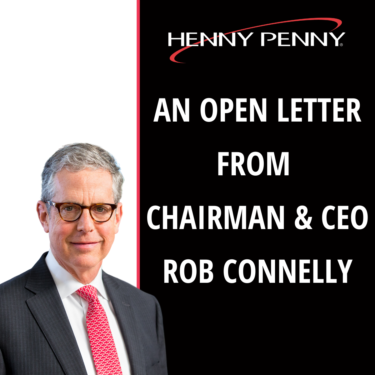 Rob Connelly Chairman & CEO